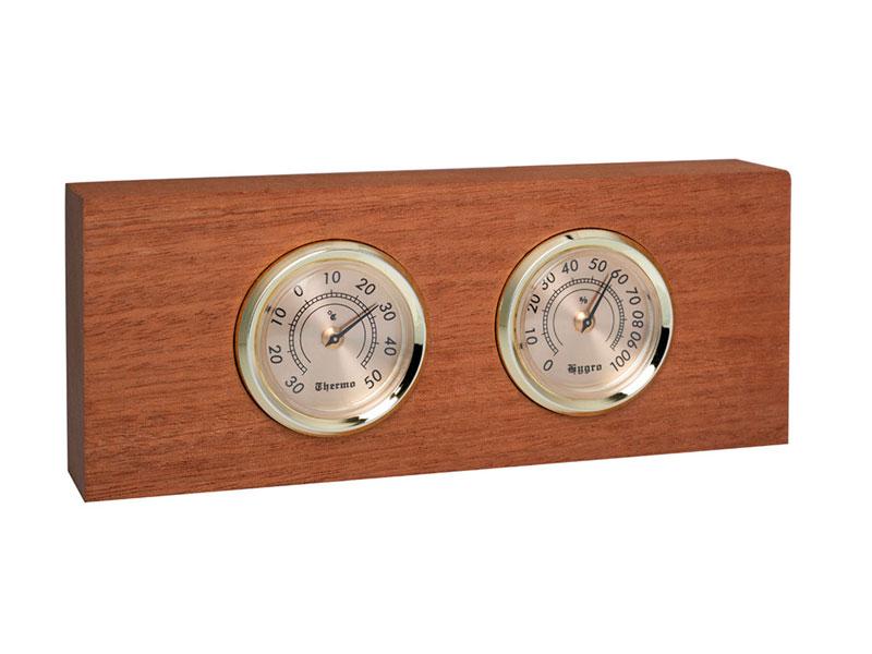 Hygro-en-Thermometer, avintage