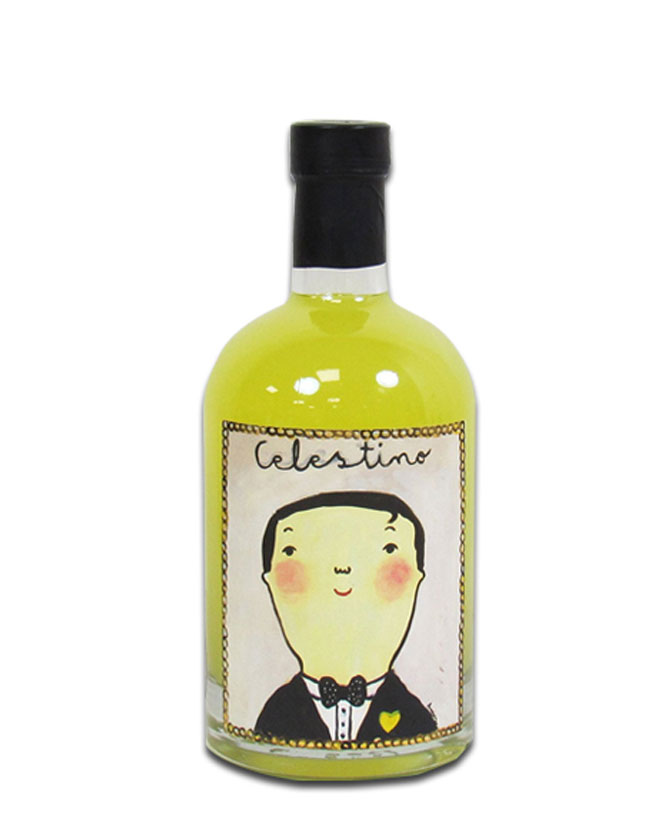 celestino licor de Limon
