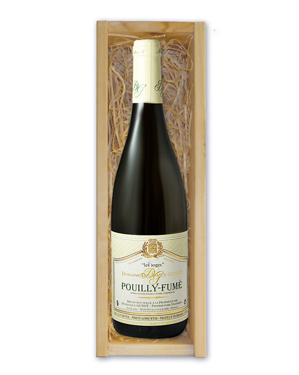 wijnkist pouilly-fumé