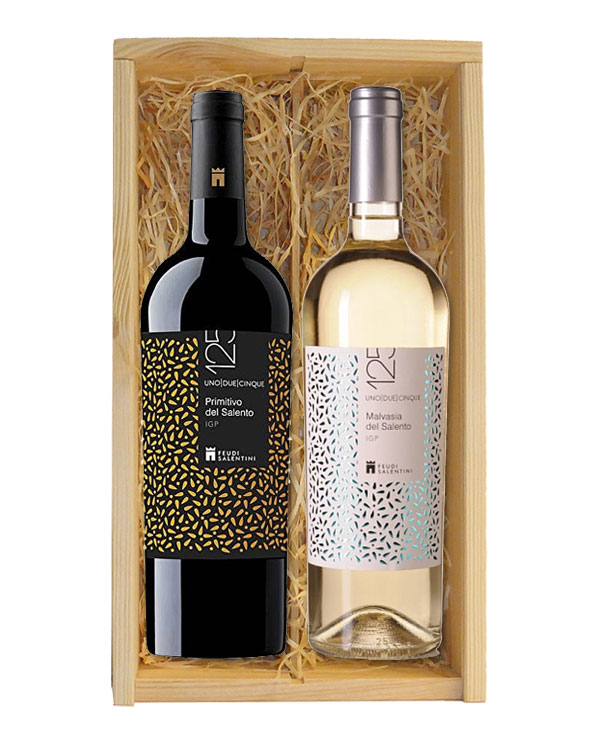 wijnkist puglia 125
